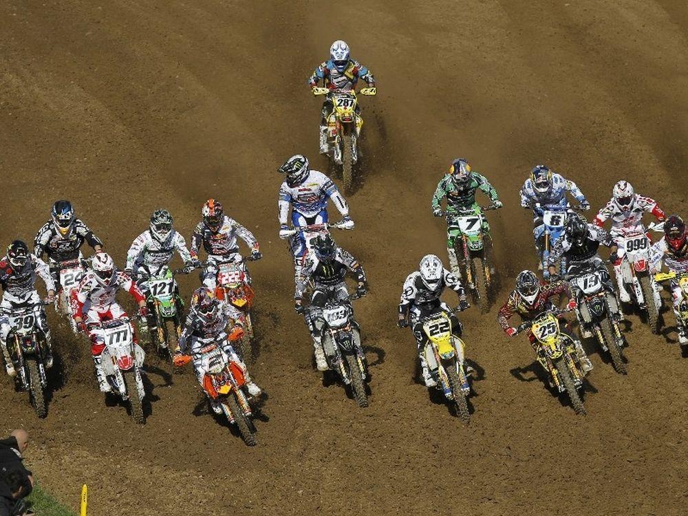 Παγκόσμιο Πρωτάθλημα MX