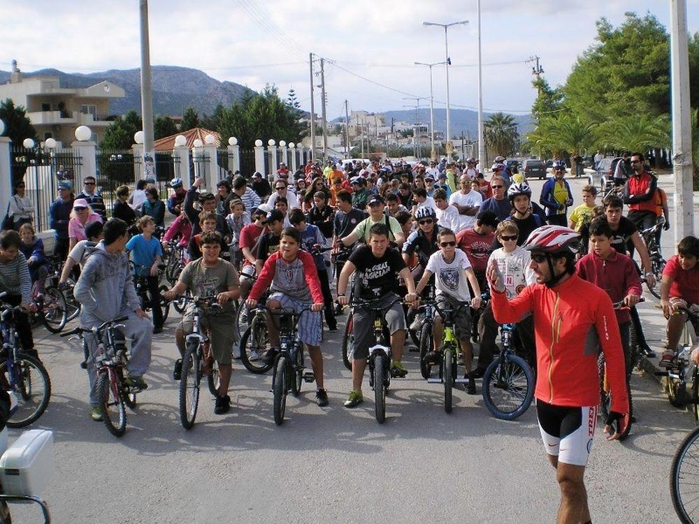 Αρχίζει ο ποδηλατικός γύρος