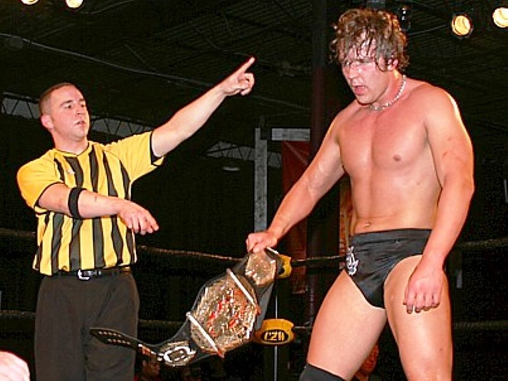 Από CZW στο WWE