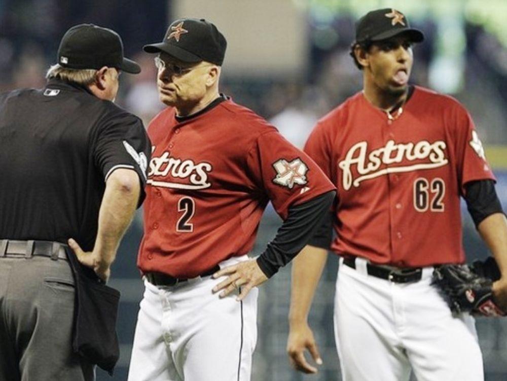 Τιμωρίες στους Astros