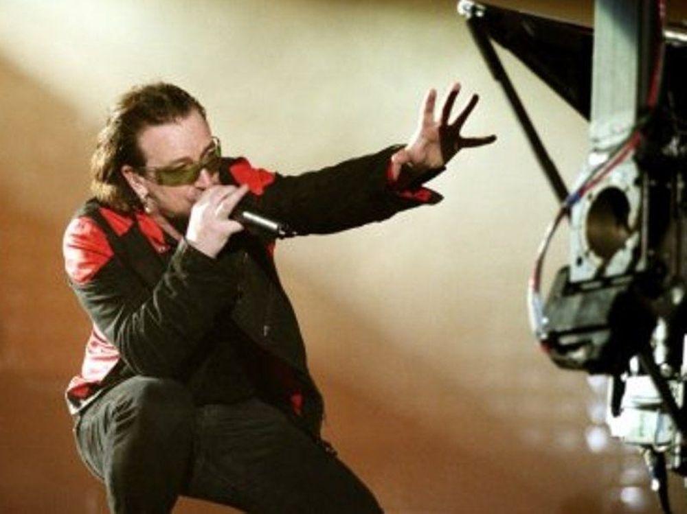 Η περιοδεία των U2