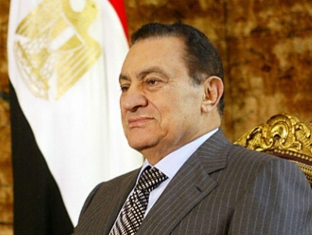 Δικάζεται ο Μουμπάρακ