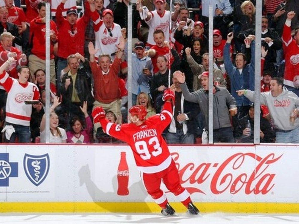 Το 1-0 οι Red Wings