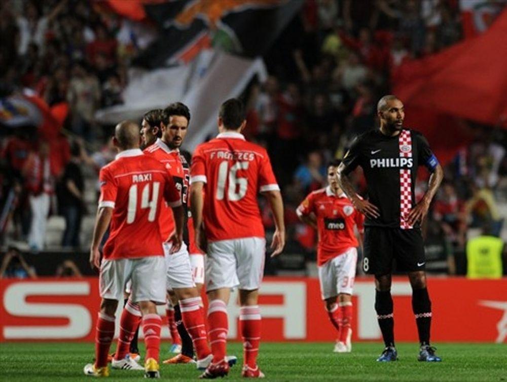 Τα… φώτα στο Europa League