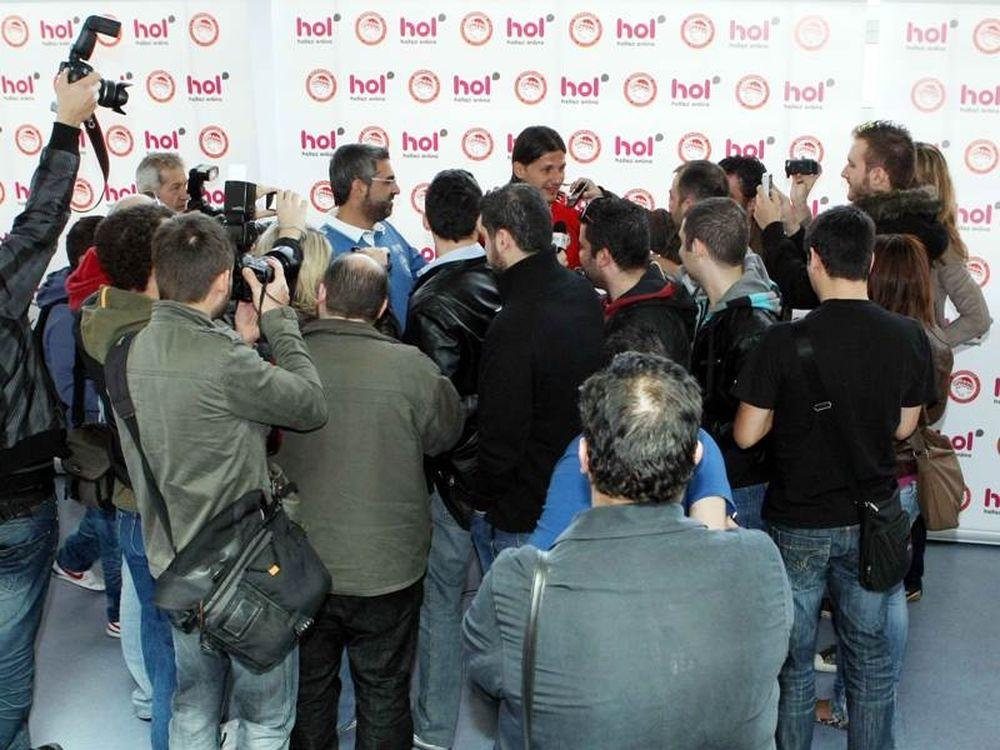 H Media Day στο Ρέντη...