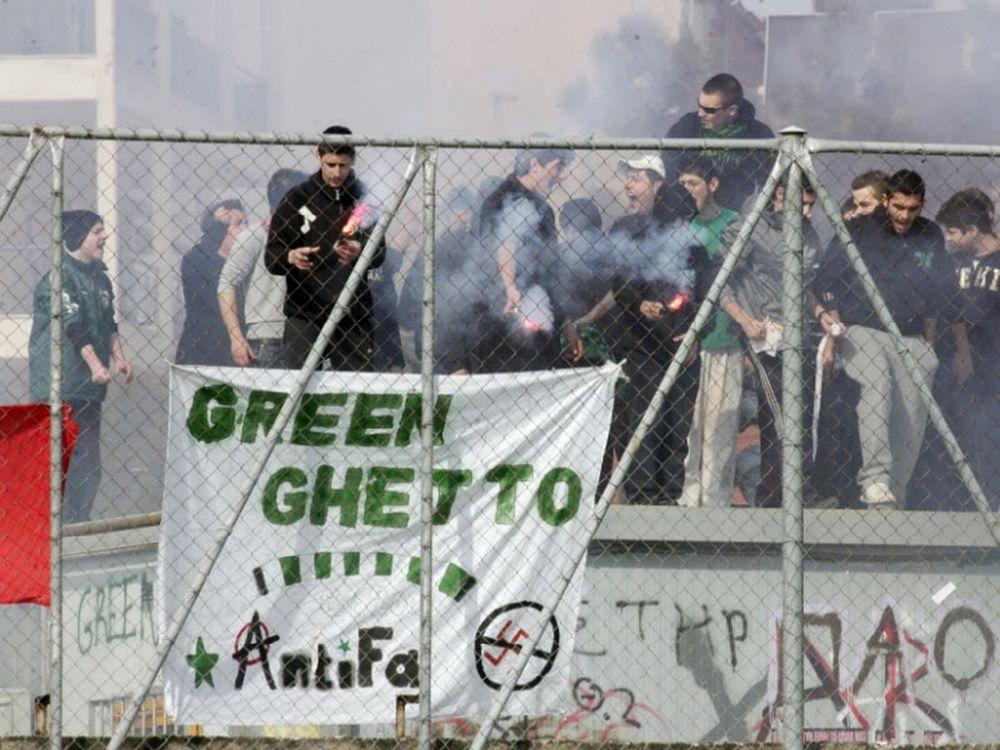Στήριξη από «GREEN GHETTO»