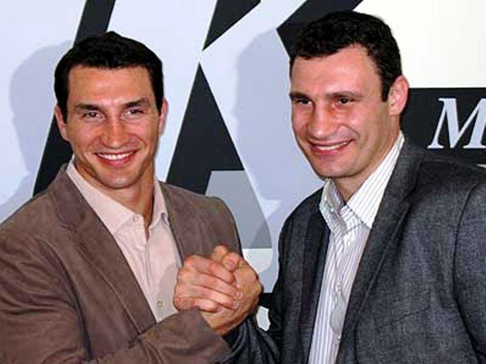 Οι αντίπαλοι των Klitschko