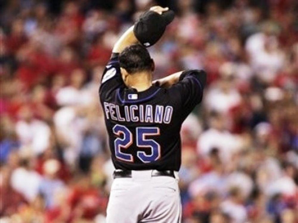 Τέλος η χρονιά για Feliciano