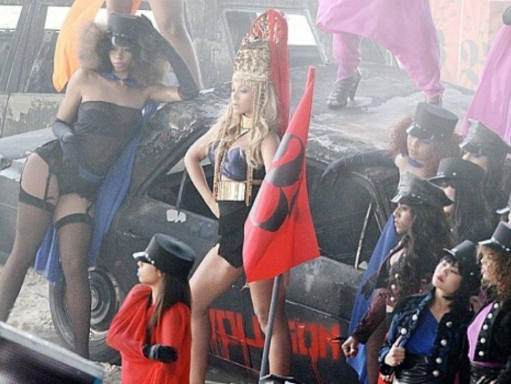 H σέξι Beyonce