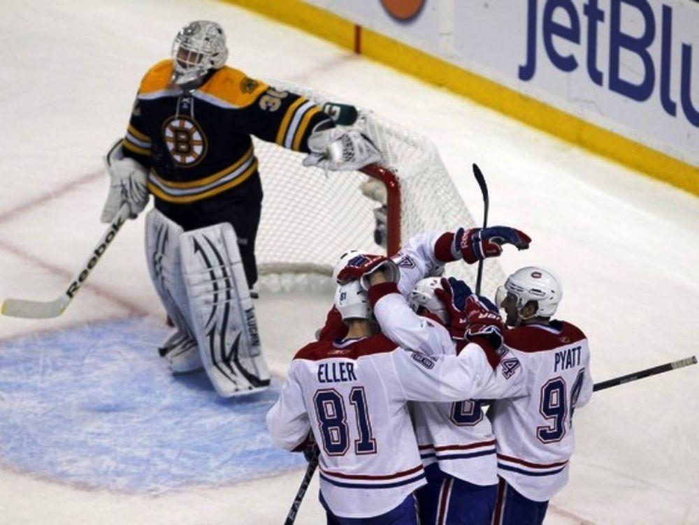 Δεύτερη νίκη για Canadiens