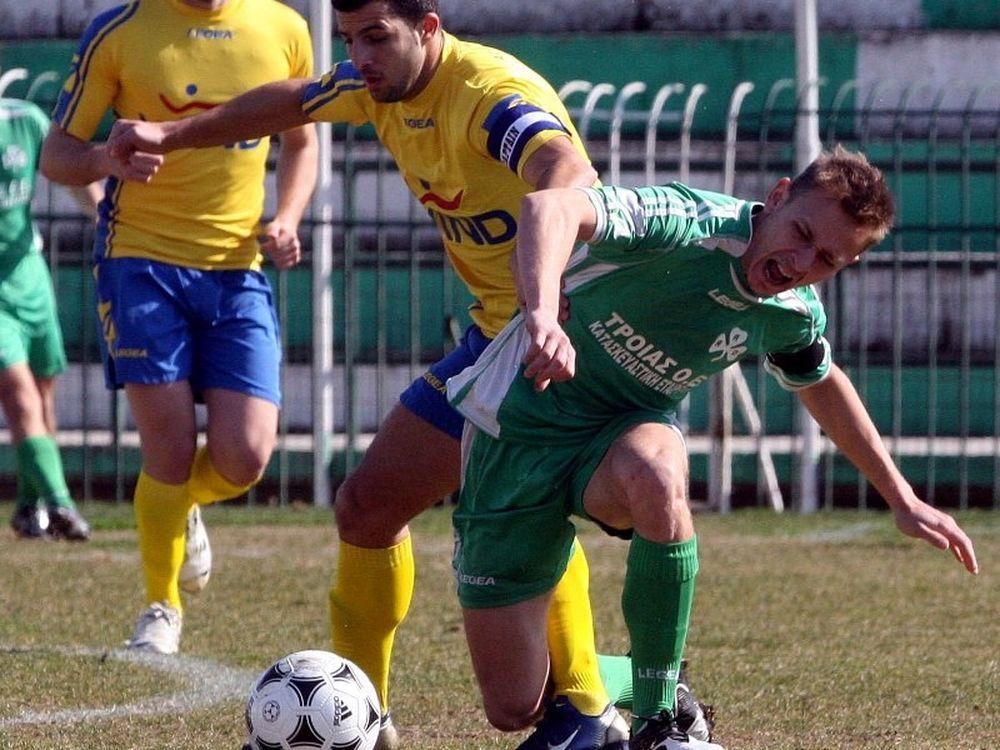 Αχαρναϊκός-Τριγλία Ραφήνας 0-0