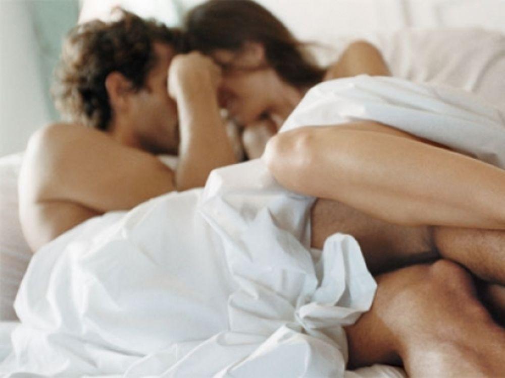 Σεξ πρωί-πρωί;