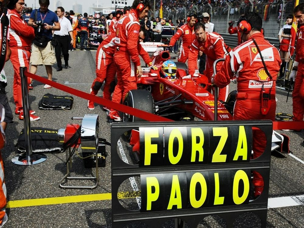 Ferrari:«Οι άνθρωποί μας πρώτα»