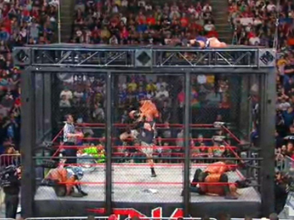 Επιστροφή του AJ Styles