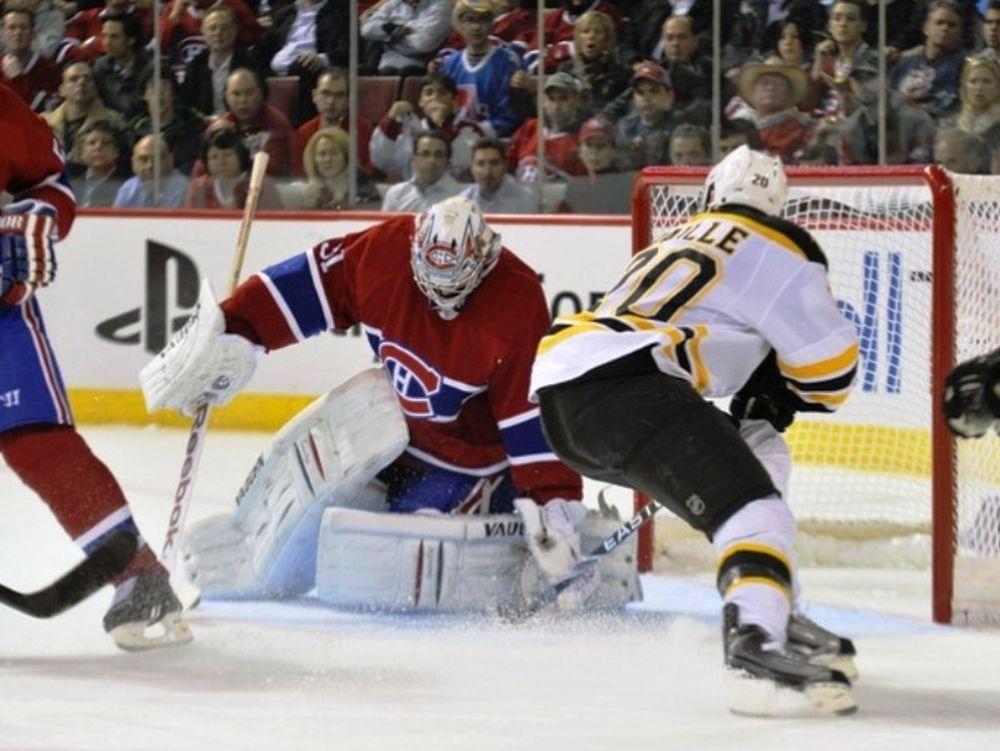 Πρώτο βήμα για Bruins