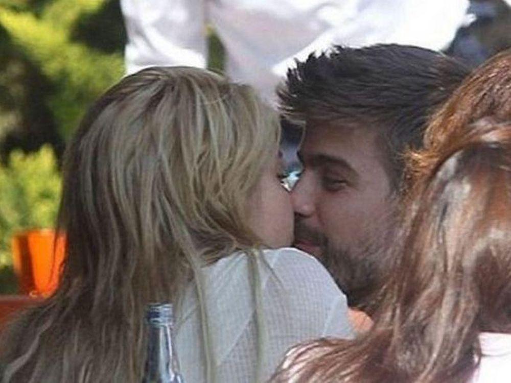 Ρομαντική βόλτα Pique-Shakira