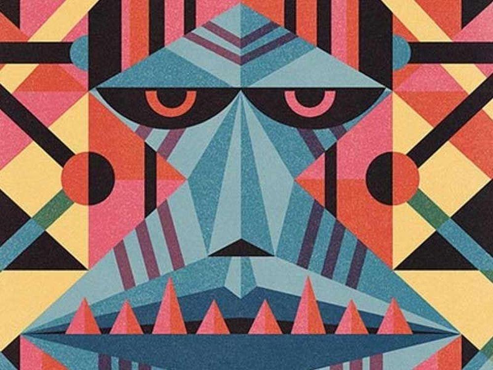 Μάσκες από Ben Newman