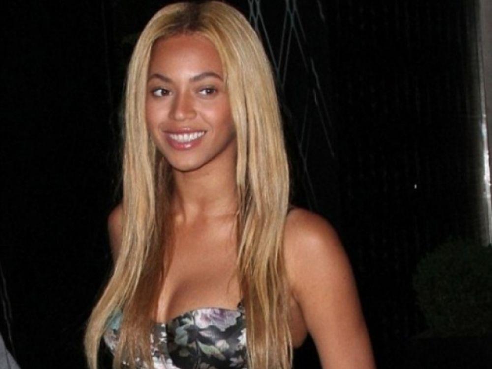 «Φονική» ξανθιά η Beyonce!