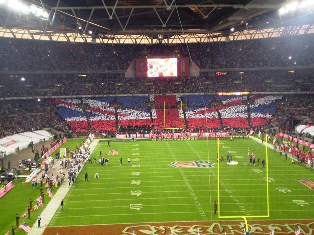Bucs και Bears στο Wembley