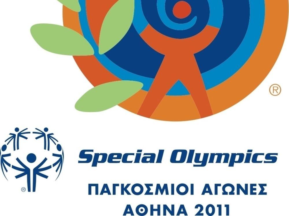 Νομίσματα για Special Olympics