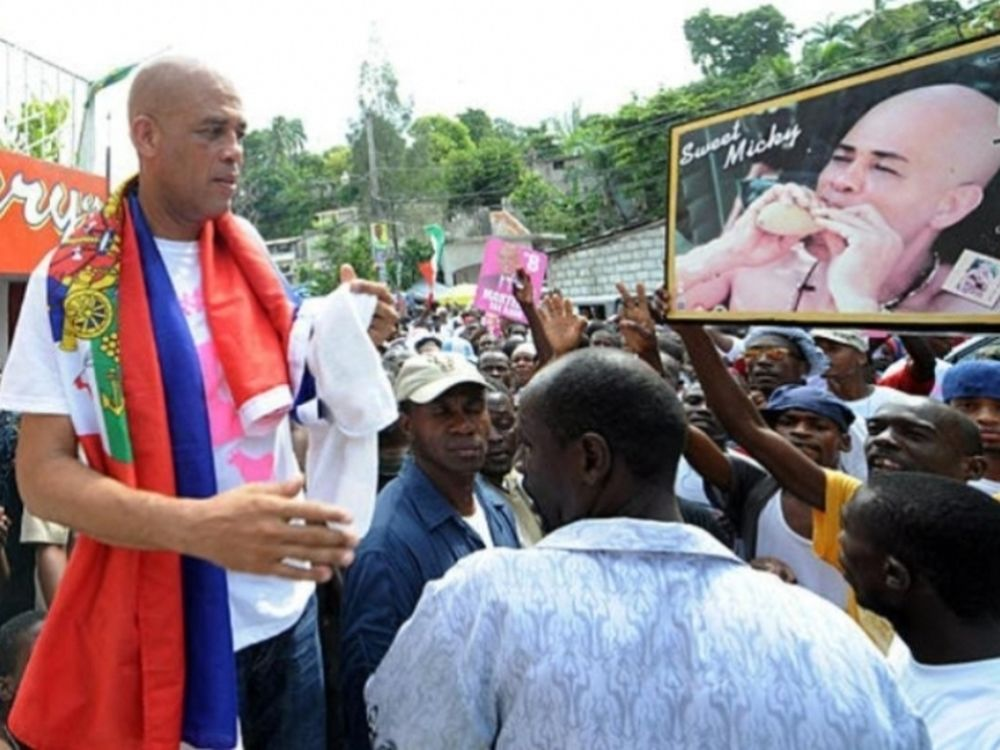 Και επισήμως πρόεδρος Αϊτής