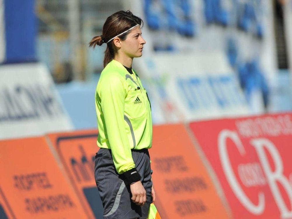 Στο Euro U-19 η Φώσκολου