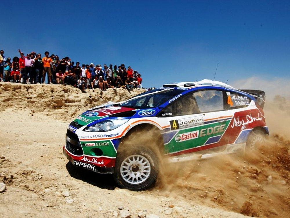 WRC: Η ώρα των μηχανών