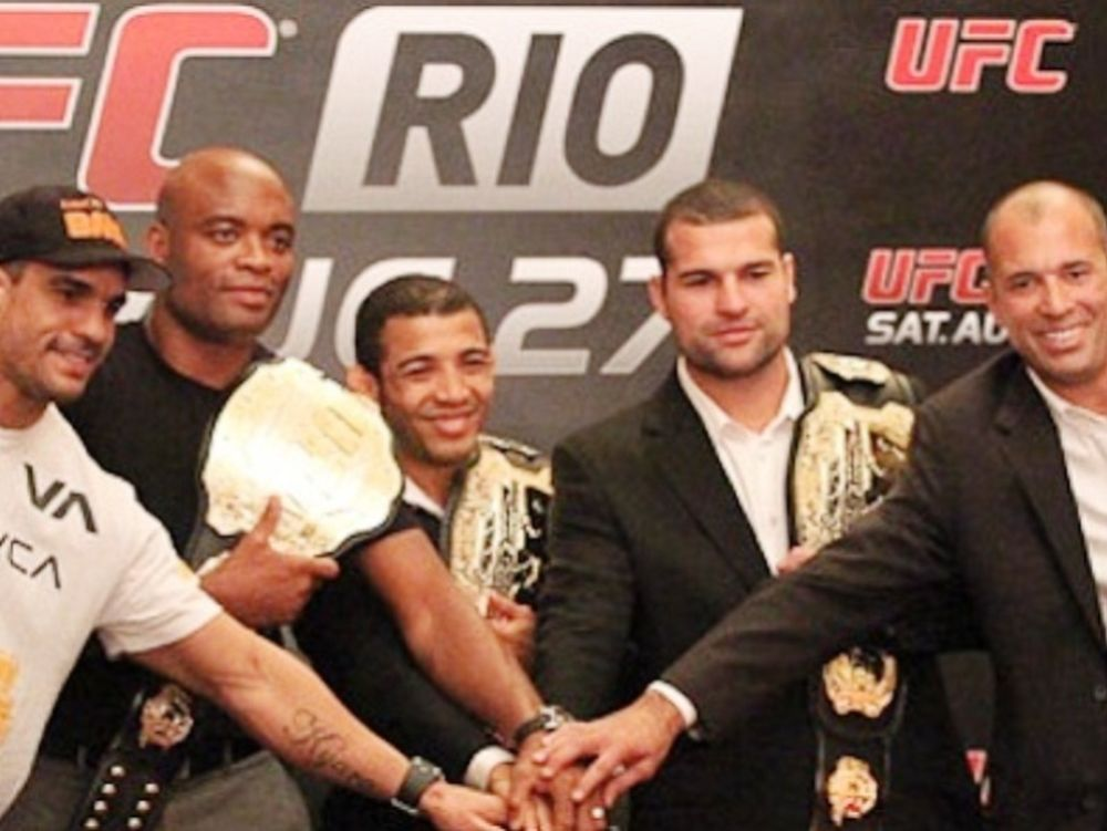 Προσθήκες στο UFC: Rio