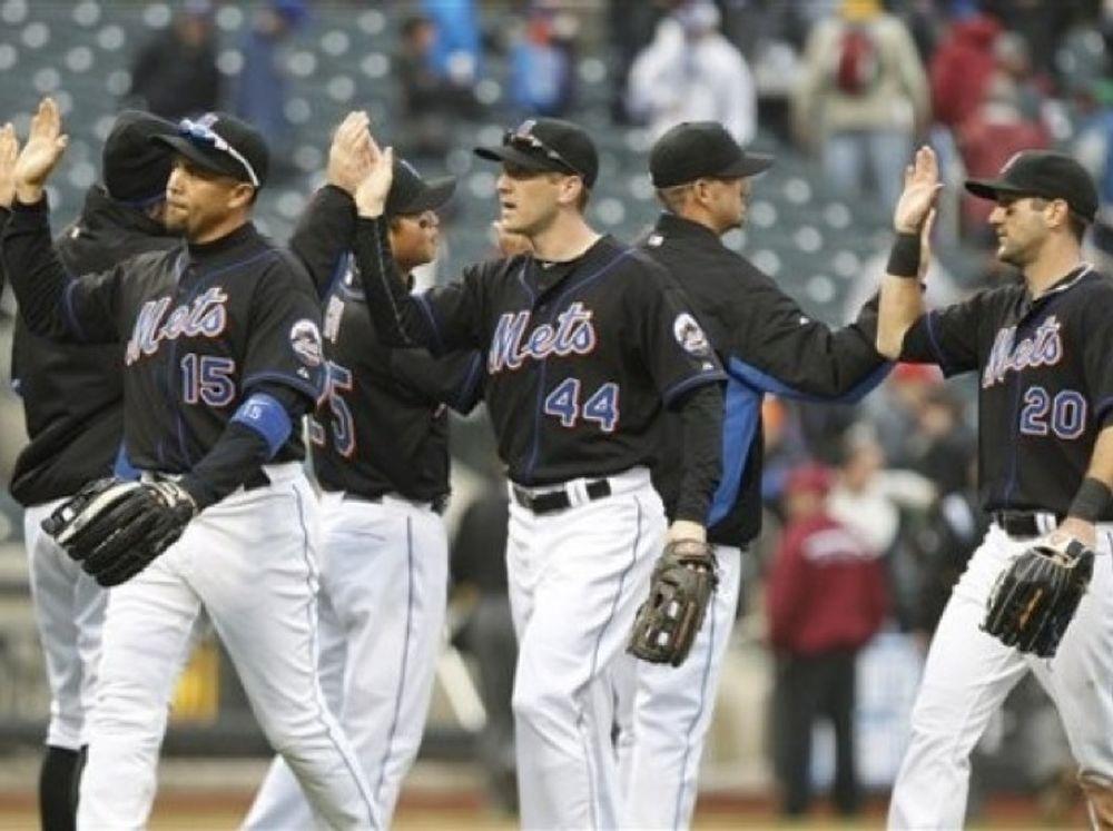 Τρίτη σερί νίκη για Mets