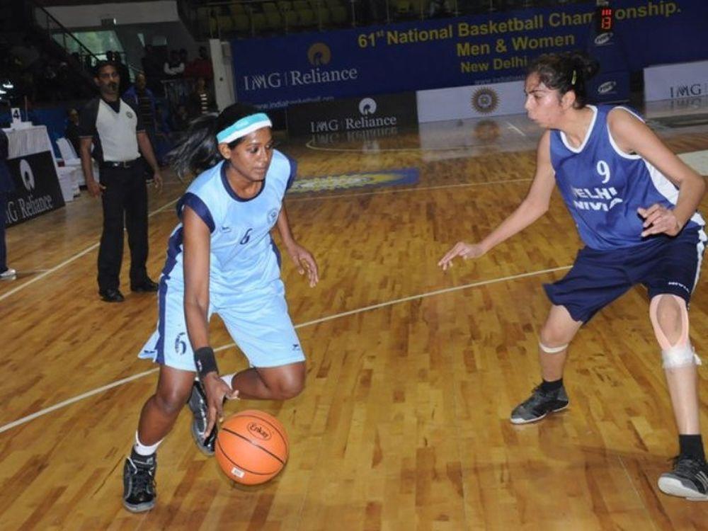 Μια Ινδή στο WNBA!