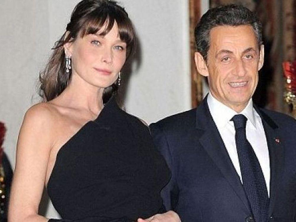 Έγκυος η Carla Bruni;