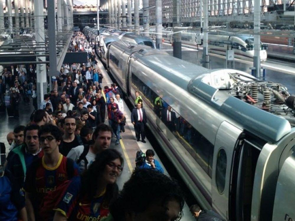 «Απόβαση» στη Μαδρίτη