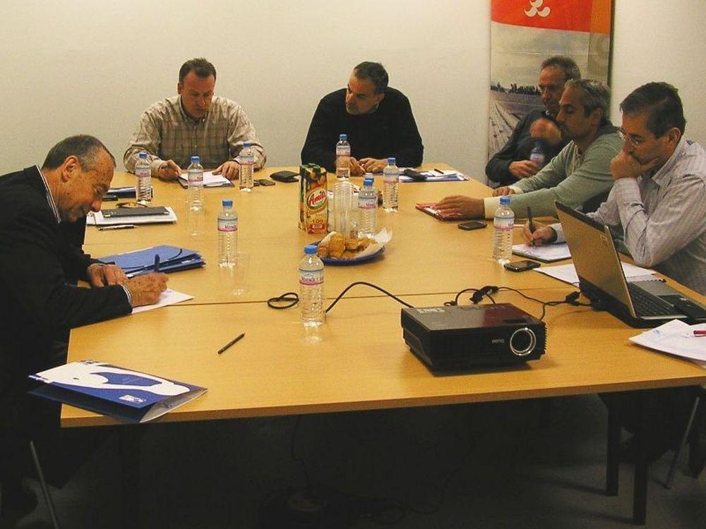 Συνάντηση ΕΣΑΠ-προπονητών