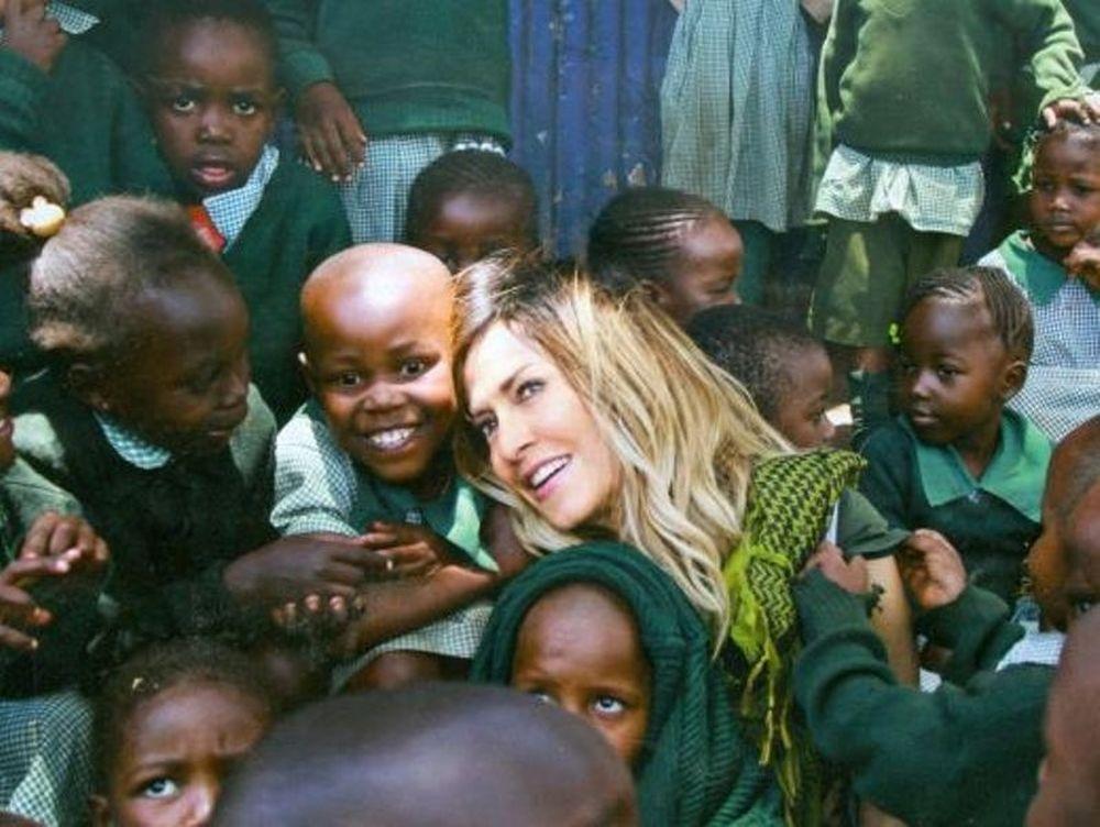 Η Βίσση  για την Κένυα
