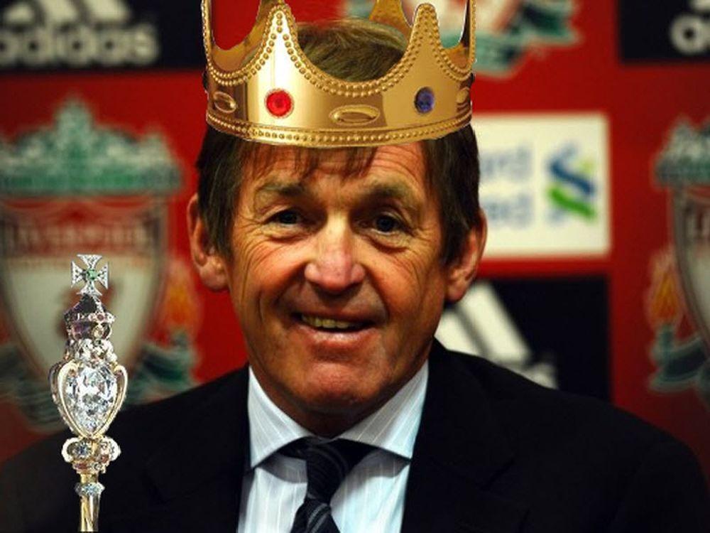 Και «βασιλιάς» και ιππότης!