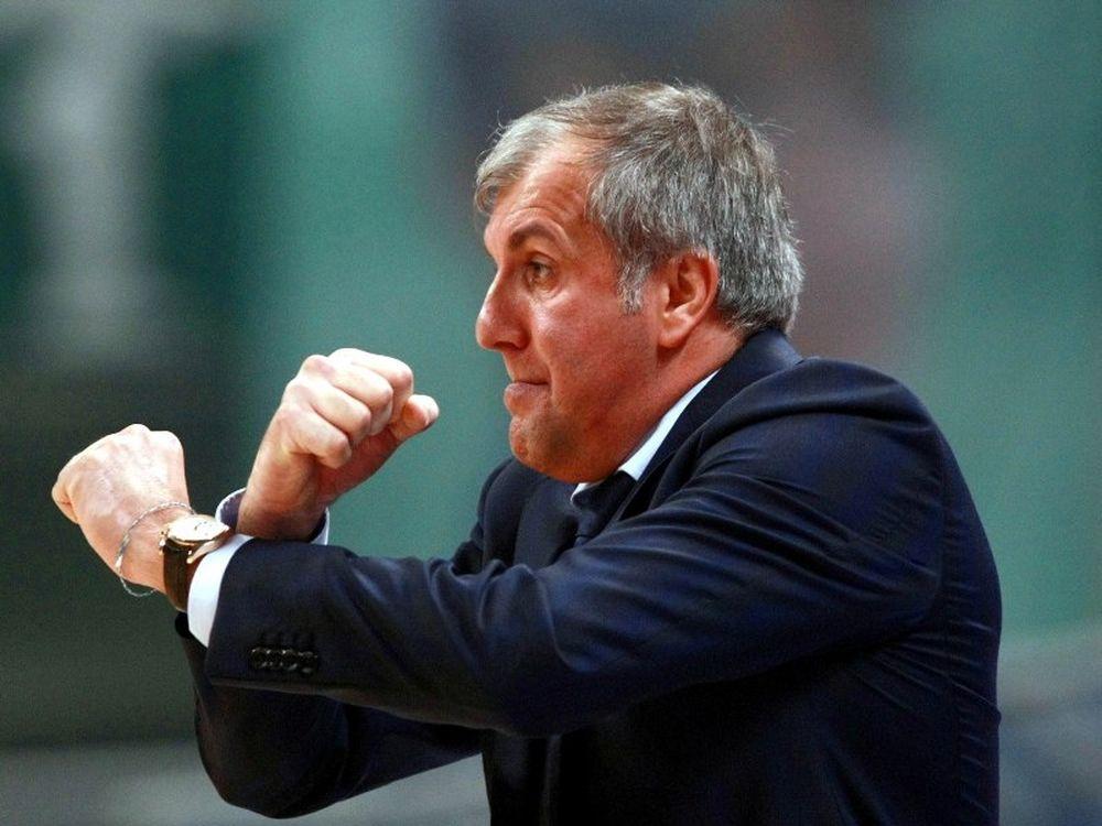 Ομπράντοβιτς: «Σοβαρό παιχνίδι»