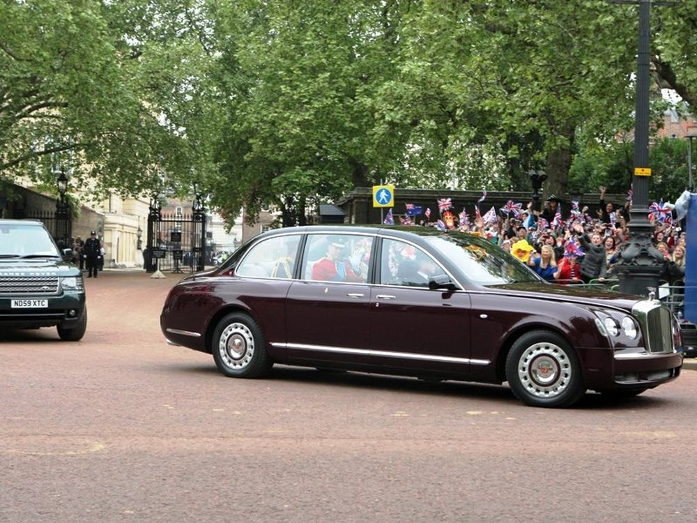 Τα βασιλικά οχήματα