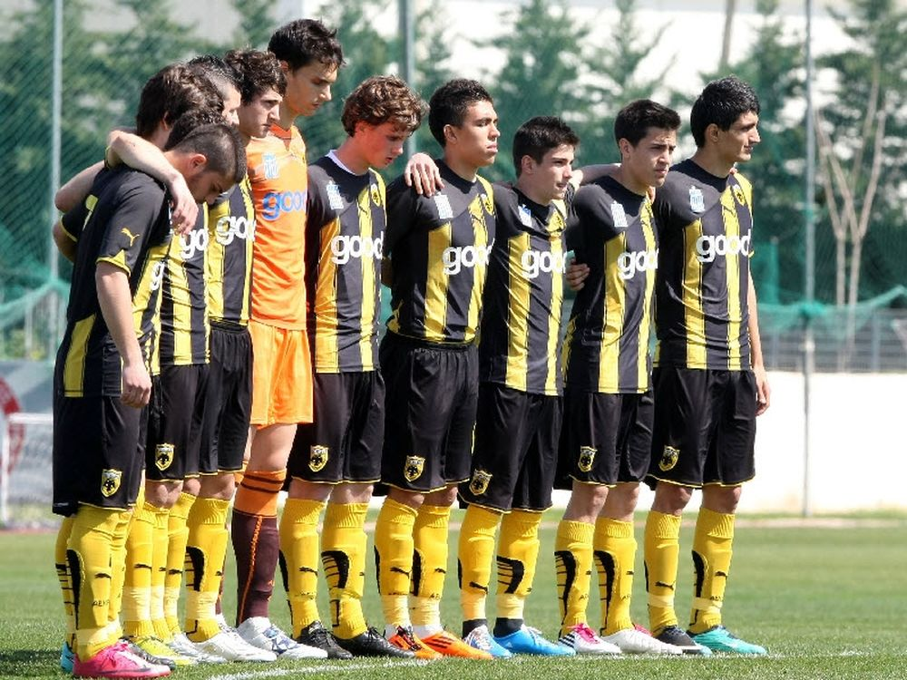 ΑΕΚ-Κέρκυρα 0-1 (Κ20)