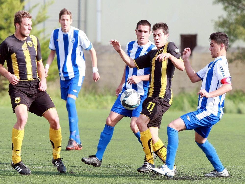 Ατρόμητος – Λάρισα 0-1 (Κ20)