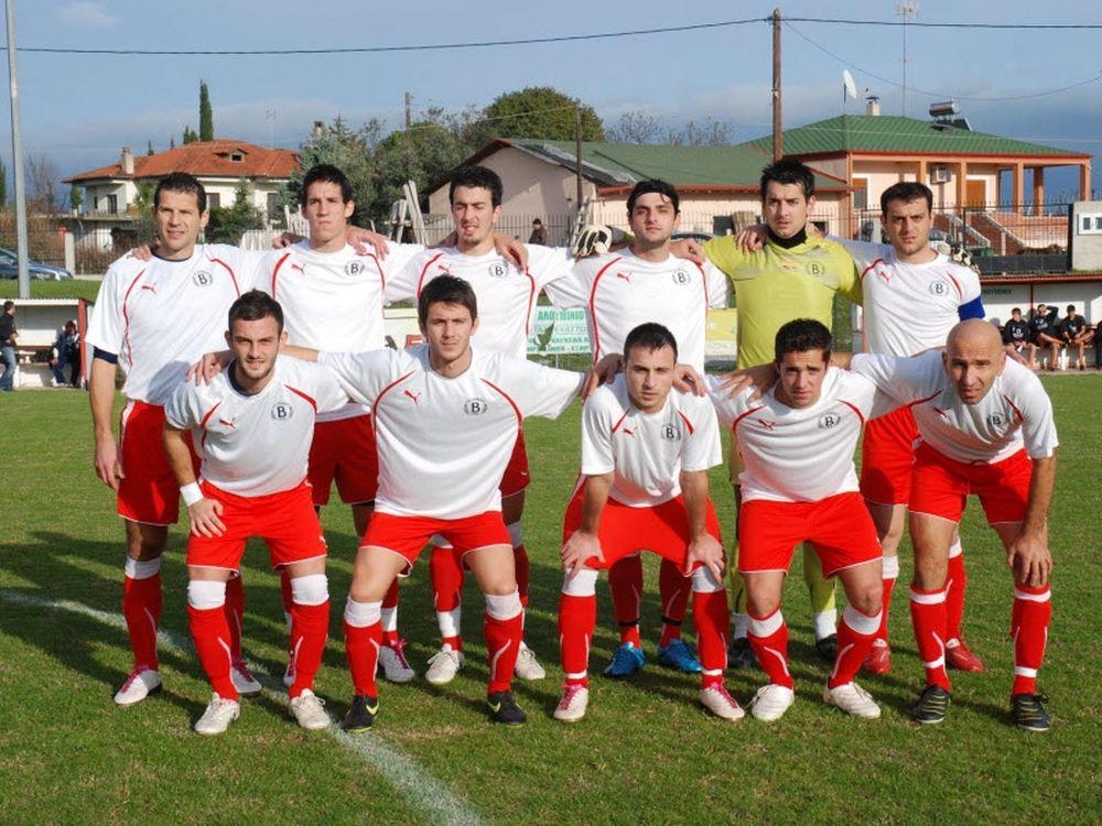 Βατανιακός - Εθνικός Βατερού 1-0