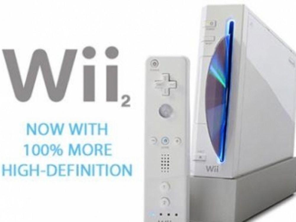 Ανακοινώθηκε το Wii2