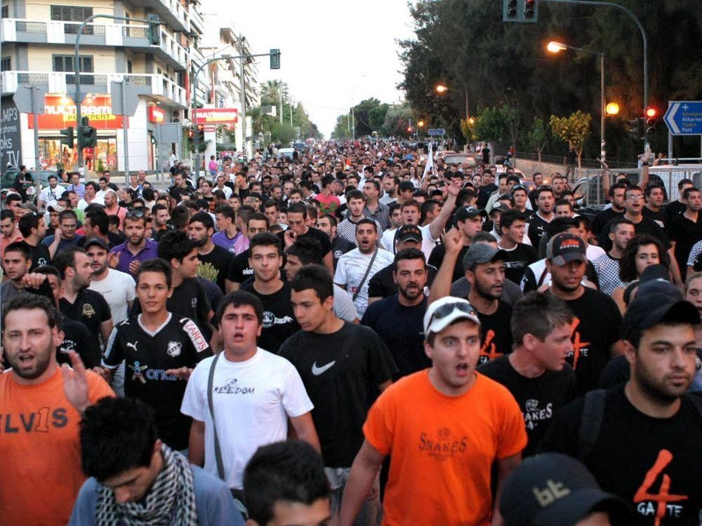 Συλλαλητήριο την Τετάρτη