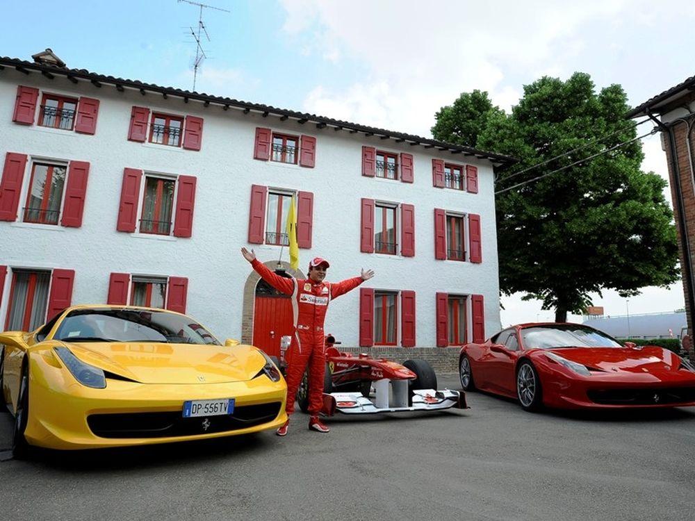 Μήπως έκλεψε η Ferrari;