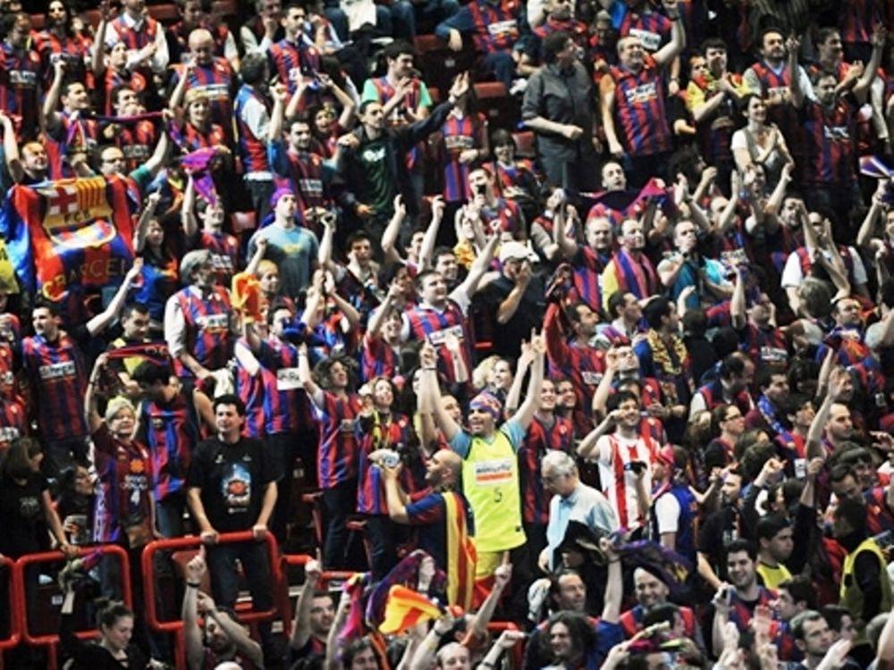 Επεισόδια στη Βαρκελώνη (video)