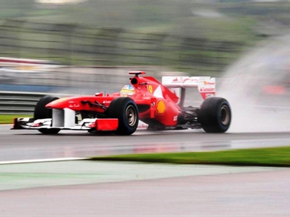 Ο Αλόνσο ταχύτερος