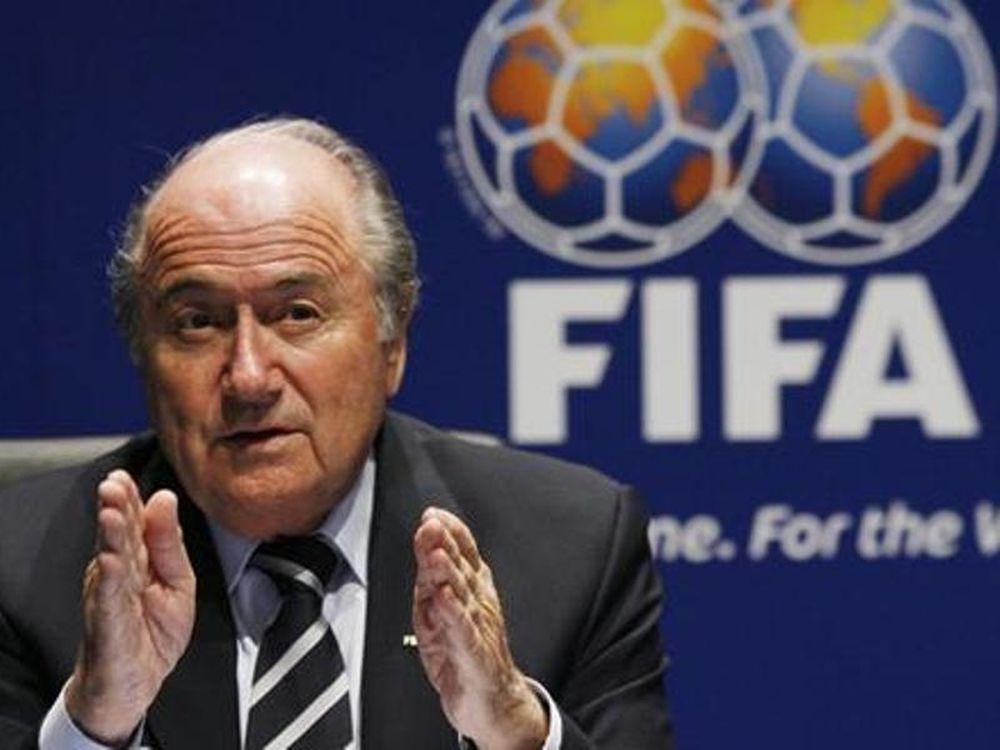 Στηρίζει Μπλάτερ η UEFA