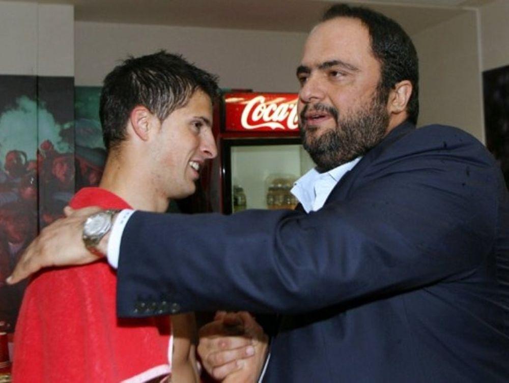 Ο Μιραλάς και ο Μαρινάκης...