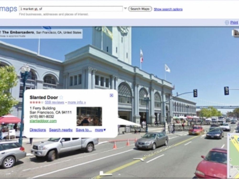 Επιχειρήσεις στο Google Maps