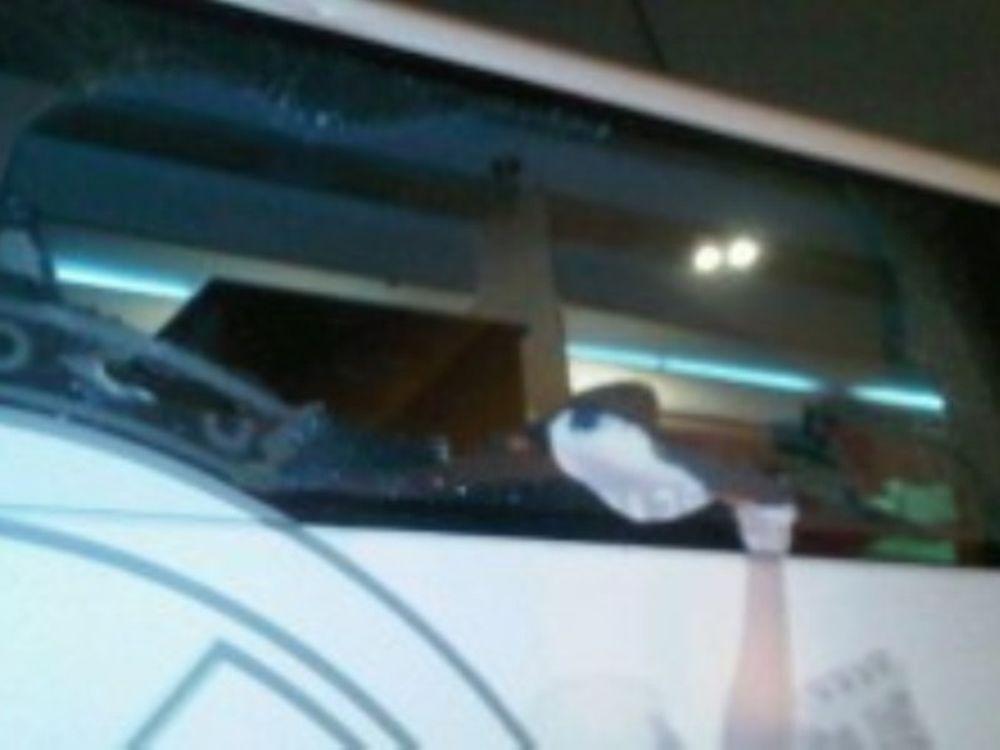 Επίθεση στο λεωφορείο της Ρεάλ