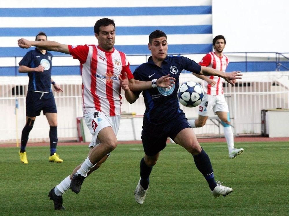Περιστέρι –ΠΑΟΚ Γλυφάδας 1-1
